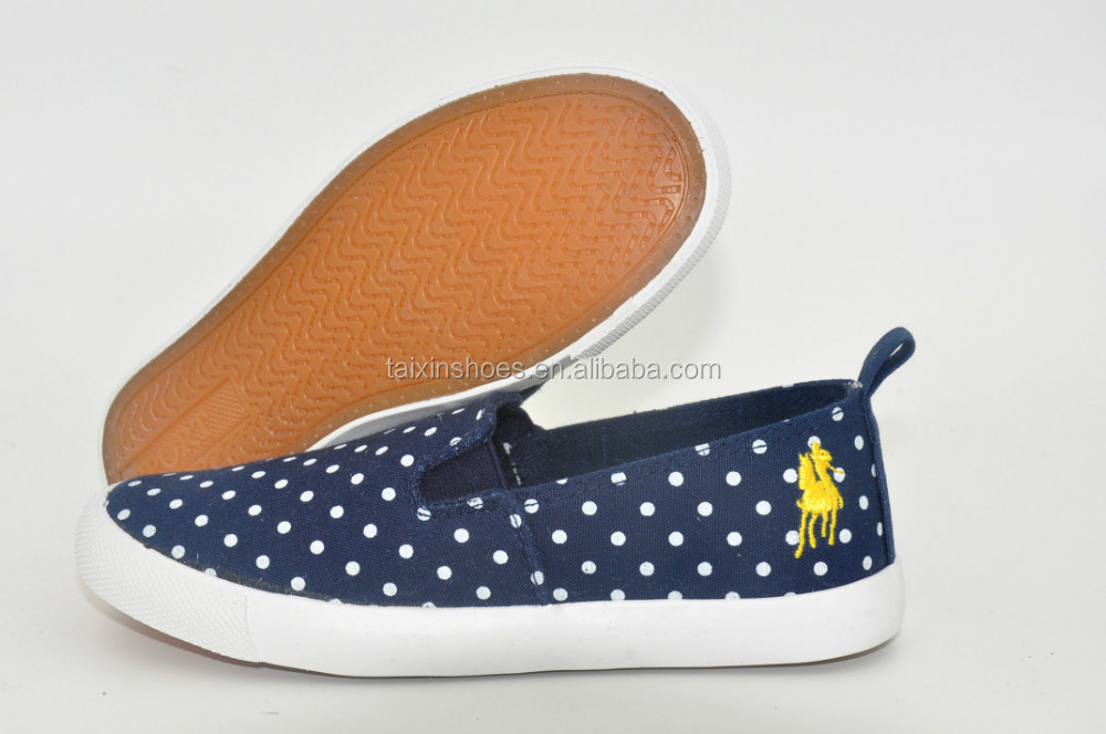 New Model Kids Canvas Shoes Low Top Canvas Shoes For Children Girls