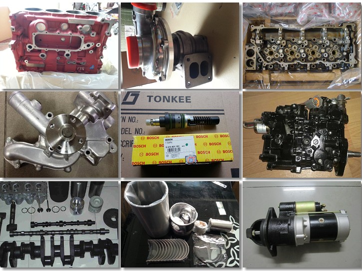 1011015-65D 04502445 21618956 20459167 20581867 20726088 diesel engine oil pump D4D D4E D4H EC140B EC180D ECR145D oil pump
