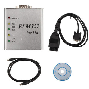 Wholesale price high quality and hot sale Metal usb elm327 version 1.5a