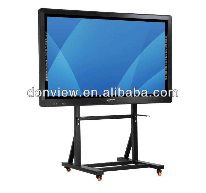 LED infrared education panel 55''
