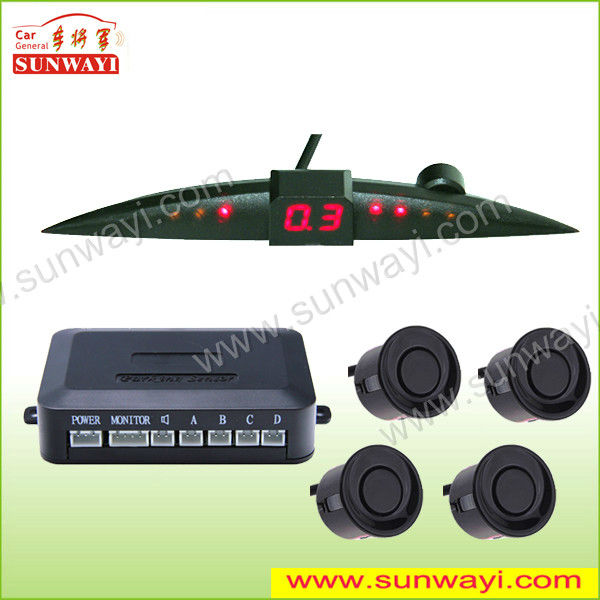 Sunwayi Front and Rear Parking Sensors System