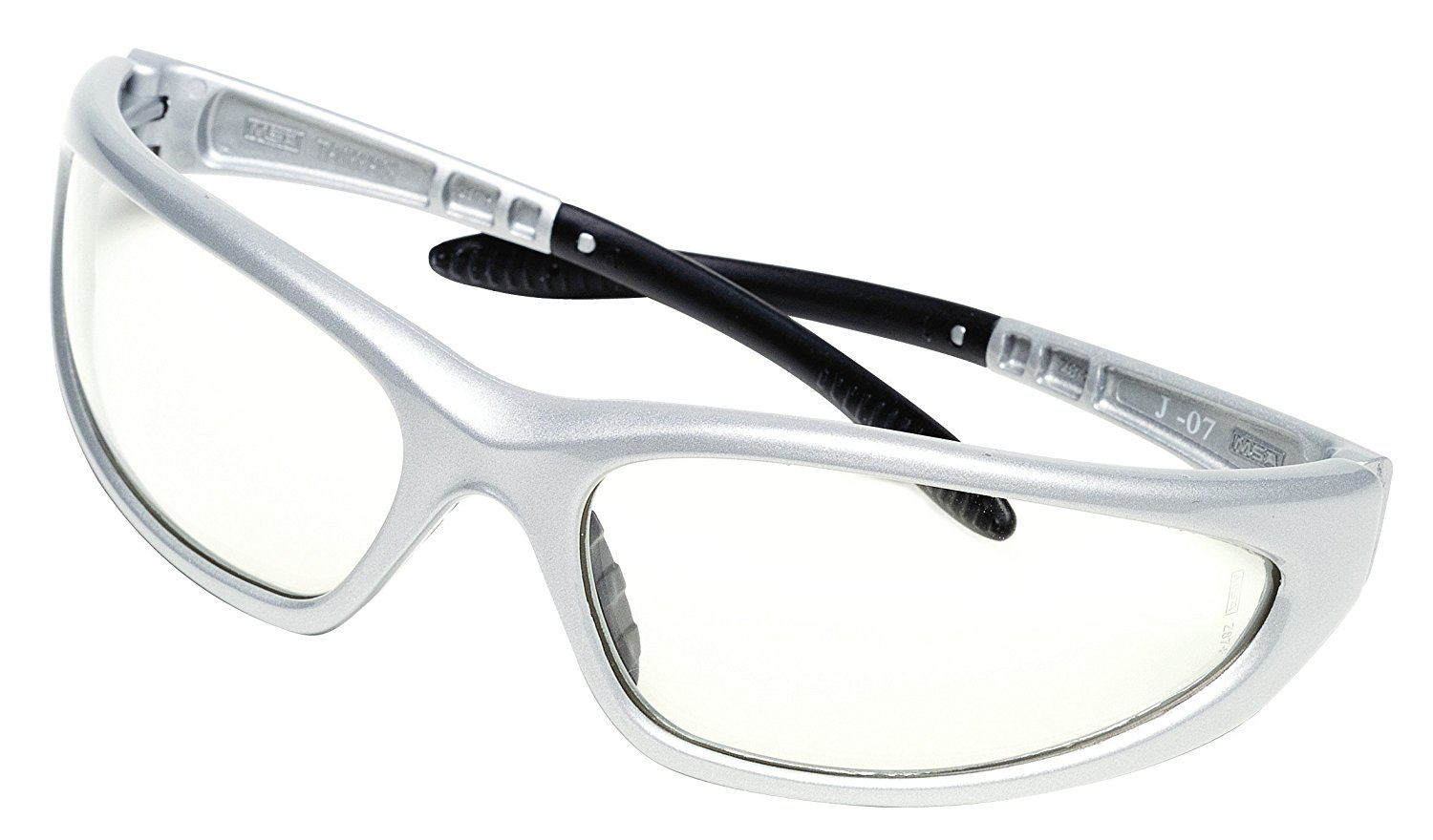 Safety Works 817691 Over Economical Safety Glasses Clear 2 PACK