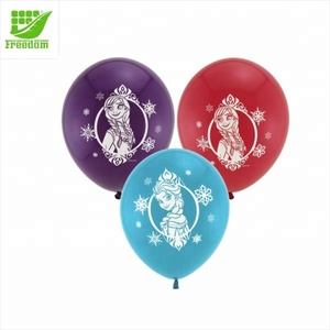 Eco-friendly Promotional Customized Printed Latex Balloons China Wholesale Balloons