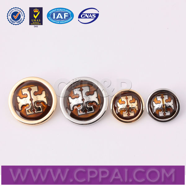 2014 popular button covers for shirt