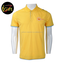 BSCI Factory Audit Golf Polo Shirt Dry Fit Custom Polyester/ Spandex Polo-Shirt