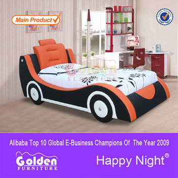 Golden Furniture Manufactory Full Size Kids Race Car Bed (kid Bed ...