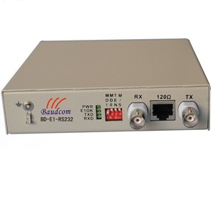 Communication Device G.703E1 to RS232 Serial Interface Converter