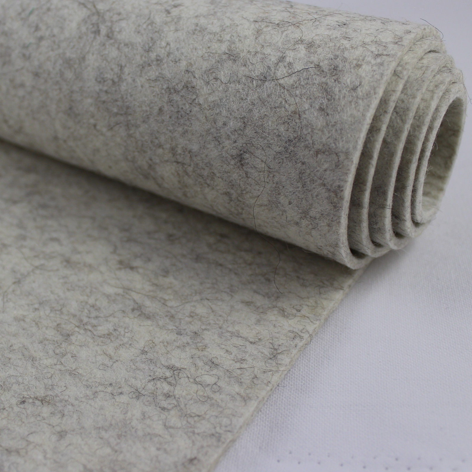 3-4mm thick 100/% WOOL FELT FABRIC LIME