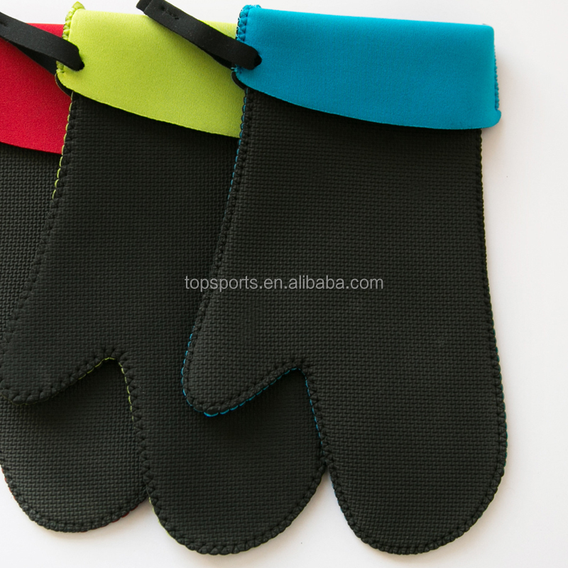 Promotional neoprene gloves / christmas oven mitts