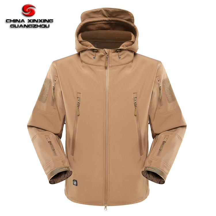 RTS Polyester Waterproof Army <strong>Style</strong> Outdoor <strong>Military</strong> Tactical <strong>Jacket</strong>