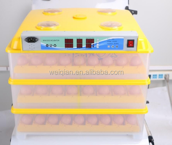 Best quality 294 eggs incubator mini quail egg incubator for family use