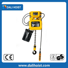 1 Ton Popular Concert Theater Electric Chain Hoist /hoist lifting frame