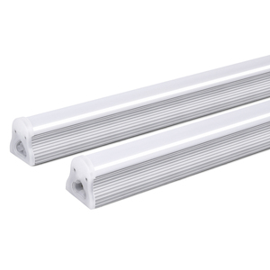 2700-6500k full plastic 18W IP65 integrated t8 led tube light fixture for office