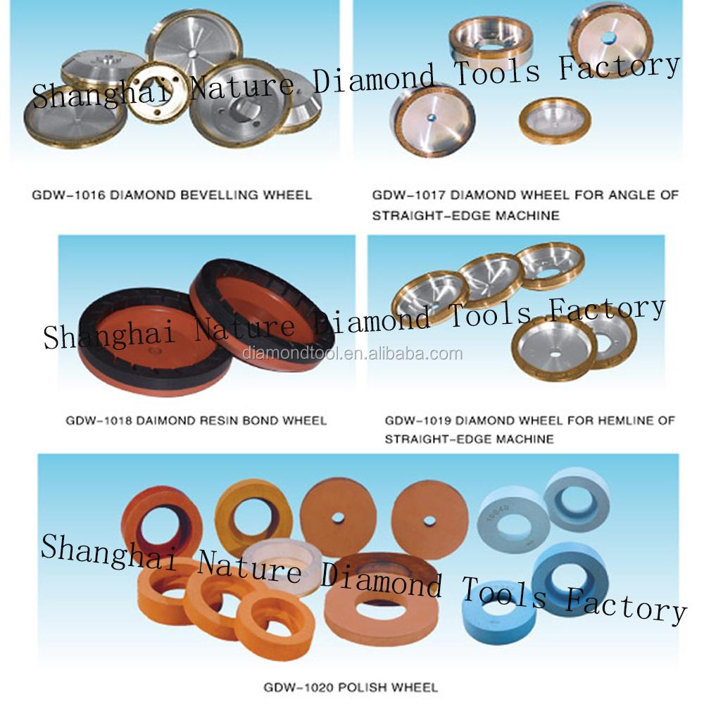 Diamond Grinding / Abrasive/ Polishing Wheels/ Glass Polishing ...
