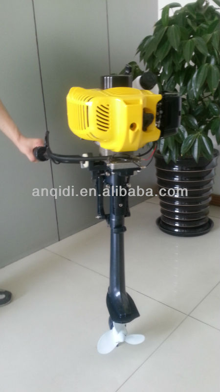 chinese small outboard motor with 2 stroke engine