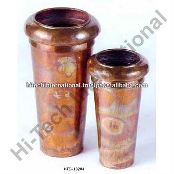 High Quality Designer Copper Vasescopper Vasedecorative Copper