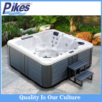Buy Acrylic hydro spa pool 6 people in China on Alibaba.com