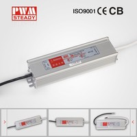 (LPV-200-12)SFS-200-12 CE approved 200w 12v 16a IP67 waterproof level switching power supply custom plastic enclosure