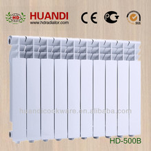 new design radiator HD-500B Aluminium die cast radiator