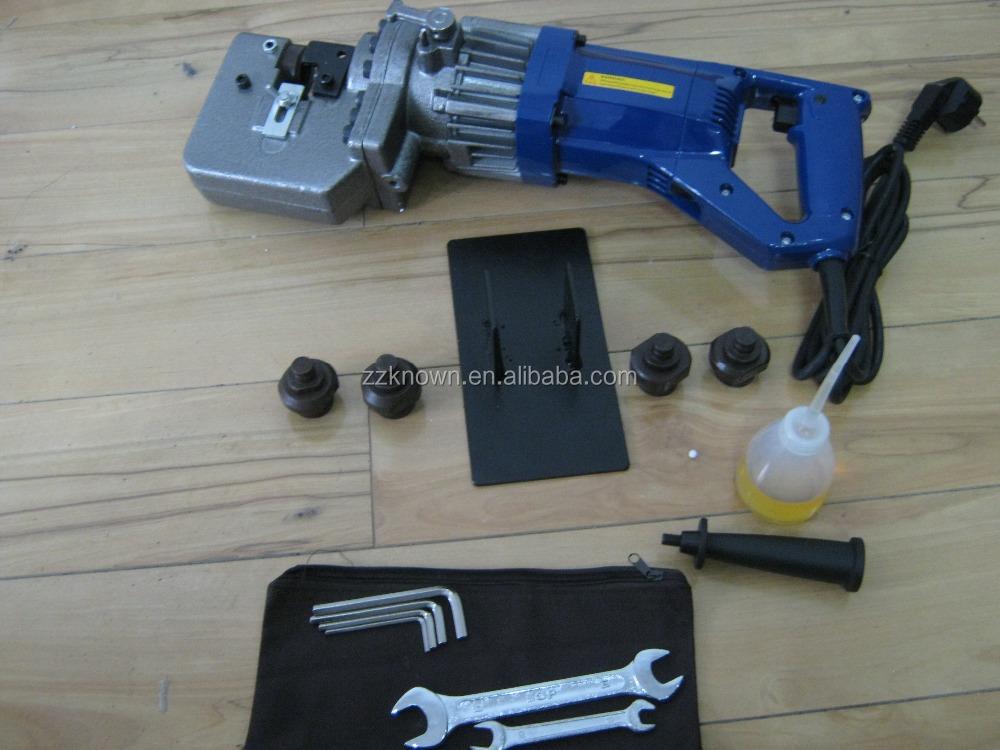 Sheet Metal Punch Tool Aluminum Puncher Hydraulic Metal