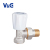 Brass Auto Air Vent Thermostatic Stop Valve For Radiator
