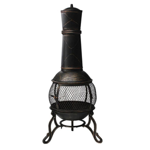 Outdoor Cast Iron Chimney Fireplace Whole Suppliers Alibaba