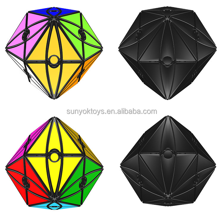 Moyu Evil Eye Ii - Open Eye Rhombic Dodecahedron Magic Cube Magic ...