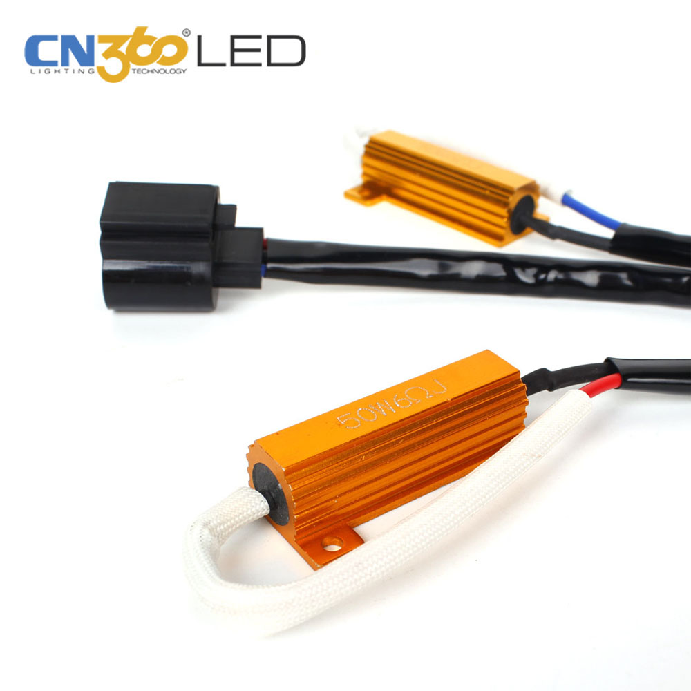 China Warning Canceller Manufacturers And 12v H11 Led Fog Light Lamp Load Resistor Wiring Hid Suppliers On
