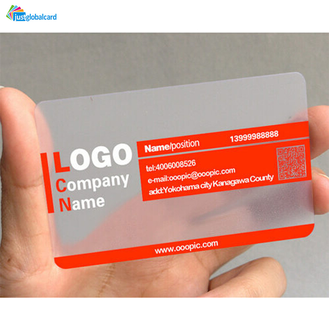 China low price business cards wholesale alibaba factory printing low prices frosted transparent plastic business cards reheart Choice Image