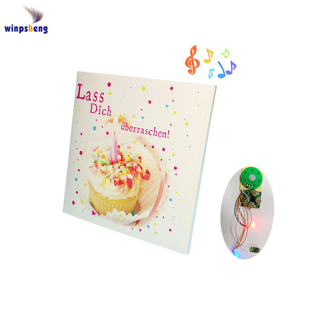 Best Prank Musical Birthday Greeting Card With Wishes
