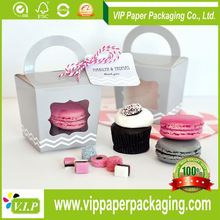 OEM accept fctory cheap cake boxes cup cake boxes dubai, box for cupcake