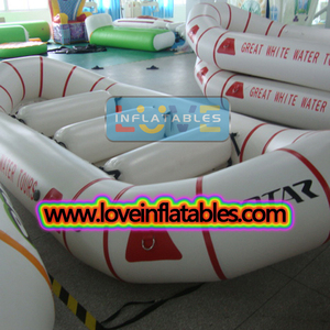 Best Pvc Water Rafting Inflatable Air Boat Folding Boat For Sale