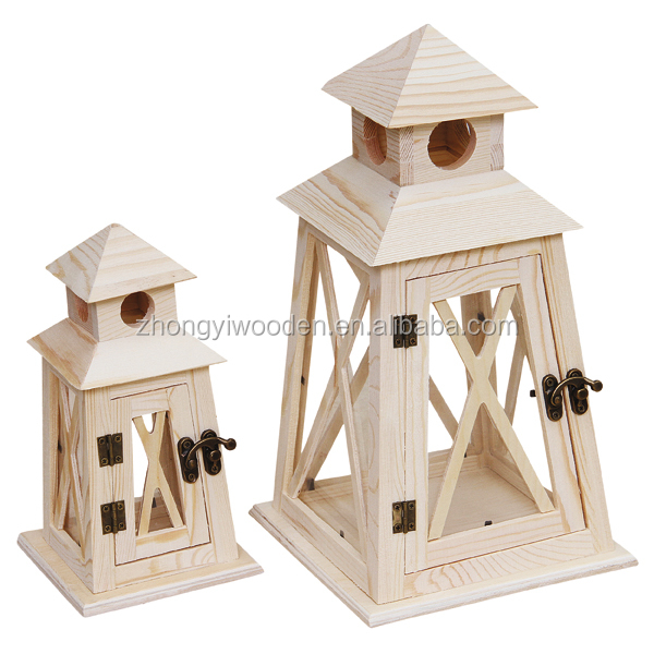 wholesale BSCI wild garden wooden pet bird cages carriers home house
