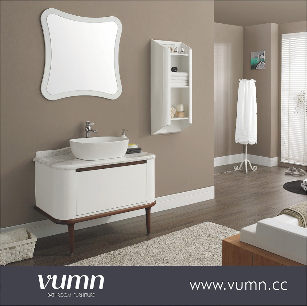 Vumn Post-modern High Quality Bathroom Cabinet Waterproof Washroom ...