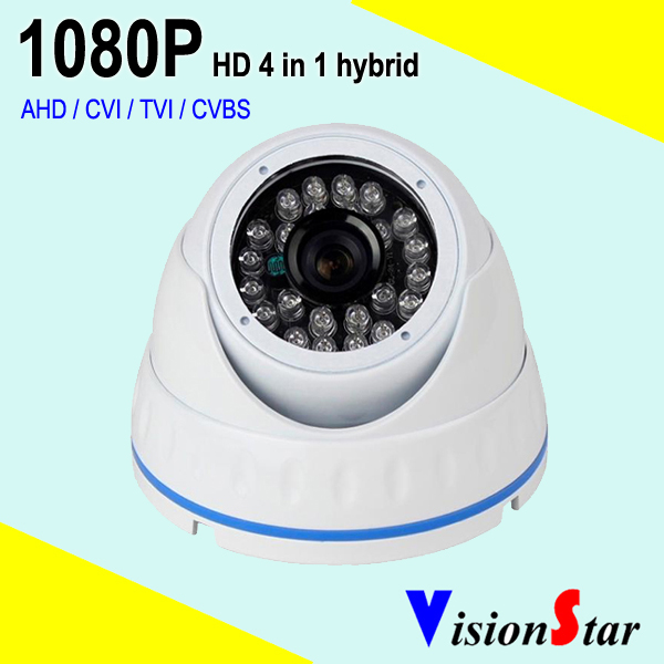 VisionStar Starlight camera outdoor 0.0001 Lux day night color vsion 1080p hybrid