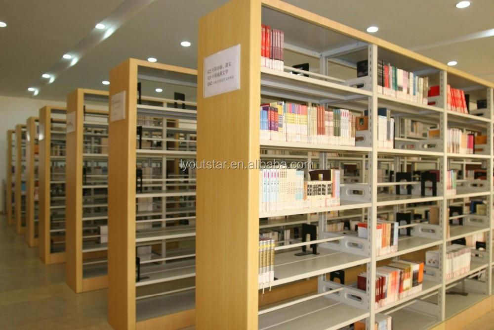el precio de fbrica pantalla de metal estante para libros estante de libros