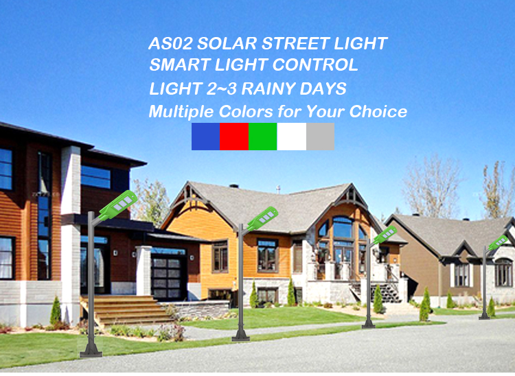 IP65 waterproof solar power all in one led pathway lighting