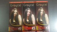 GRAYCIE HAIR COLOUR