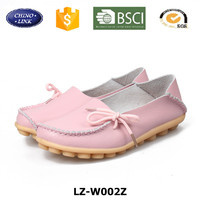 16 Colors Size 35-42 New Genuine Leather Women Shoes Moccasins Mother Loafer Soft Leisure Flats Female Driving Casual Footwear