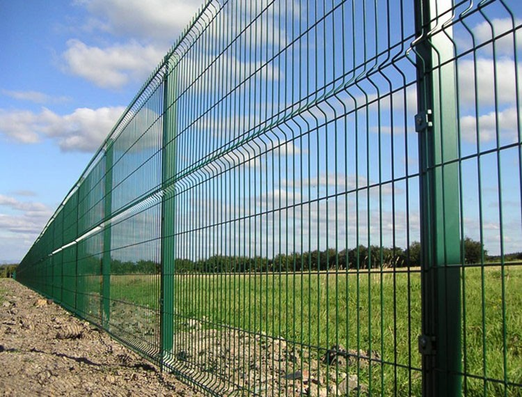 Wire Mesh Rebar Fence,Welded Steel Wire Mesh Concrete Fence,Garden ...