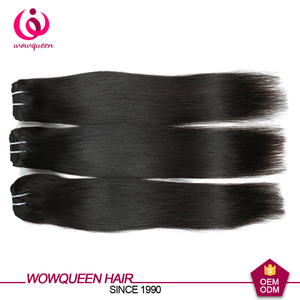 2017 best recommended standard weight grey hair wefts,hair extensions bangkok