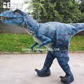 Make a animatronic dinosaur costume adult