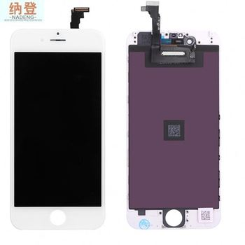Free DHL shipping lcd for iphone 6 lcd screen, for iphone 6 lcd screen replacement, screen digitizer for iphone 6 with OEM type