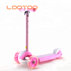 China factory supply new model cheap colorful 3 wheel tri toys baby kids plastic scooter