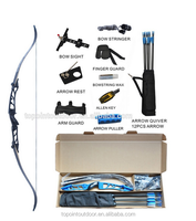 Topoint Archery Takedown Recurve Bow R2 shooting bow packages recurve bow set