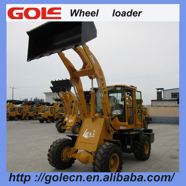 widely use and good performance wheel loader zl18