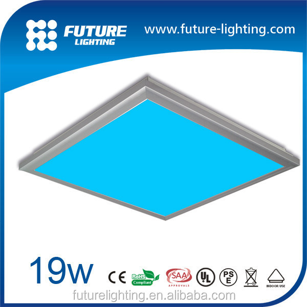 Shenzhen 30x30 cm 19w RGB color changing led Panel light , led panel lighting