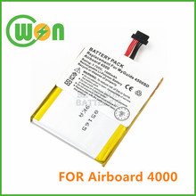 Replacement Battery for Airboard 4000 MyGuide 4500, 4500 SD 0605-001801 PDA Battery