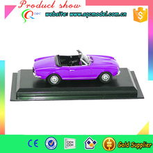 factory hot sales smart fashion car diecast toys with high quality