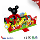 2018 Popular Commercial Cartoon Kids Mickey Mouse Bounce House Inflatable Bouncers